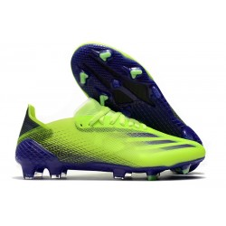 adidas X Ghosted.1 FG Verde Signal Inchiostro Energy Slime Semi