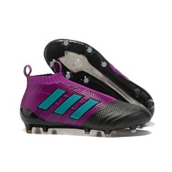 adidas Scarpe Calcio Ace 17+ Pure Control FG - Viola Nero