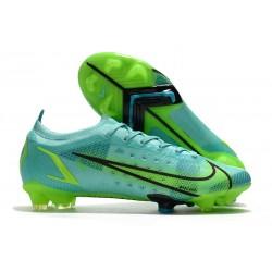 Nike Scarpe Mercurial Vapor XIV Elite FG Turchese Dinamico Lime Glow