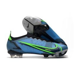 Nike Scarpe Mercurial Vapor XIV Elite FG Blu Nero Volt