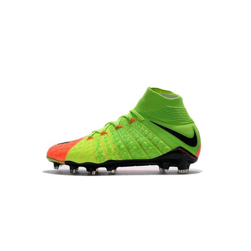 Iii Fg Da Df Arancio Nike Hypervenom Verde Phantom Scarpe Calcio rQCoWedxB