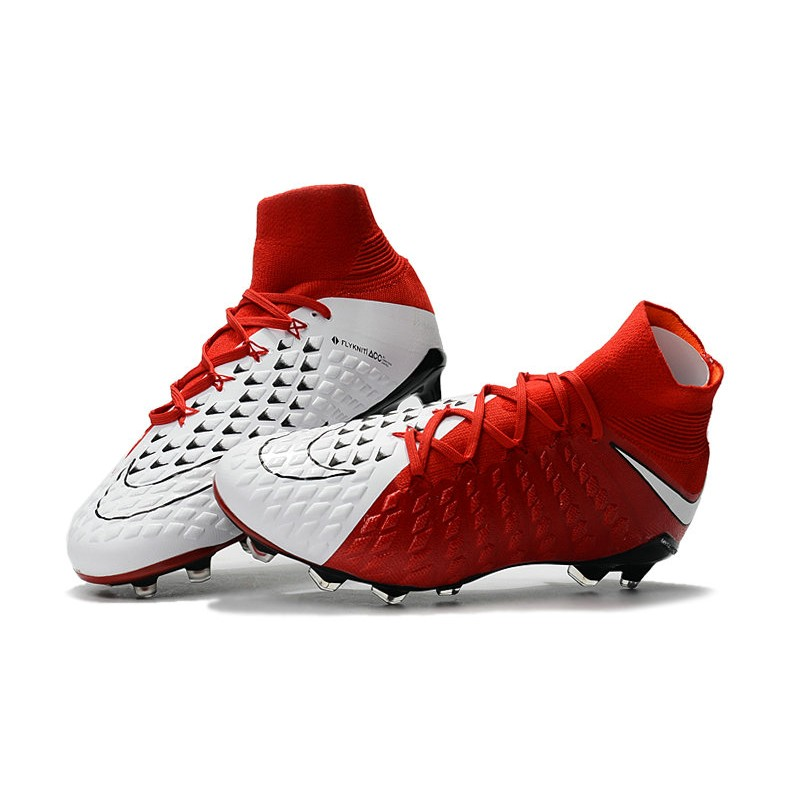 scarpe da calcio nike hypervenom bianche