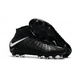 Nike Neymar Scarpini da Calcio Hypervenom Phantom 3 DF FG - Nero Bianco