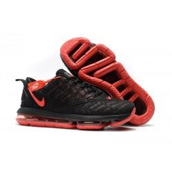 Scarpe Nike Air Max 2019 Uomo Nero Rosso