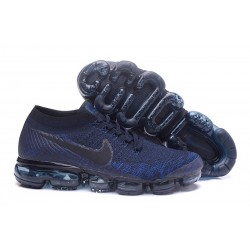 Nike 2018 Air Vapormax Flyknit Scarpe Profondo Blu
