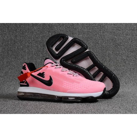 Nike Donna Scarpa Air VaporMax Flyknit 2019 Rosa Nero
