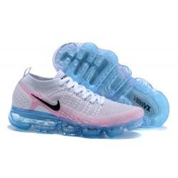 Scarpa Nike Air Max 2018 Donna Bianco Rosa