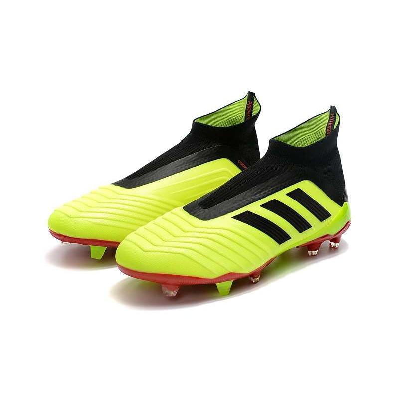 scarpe da calcio adidas predator gialle