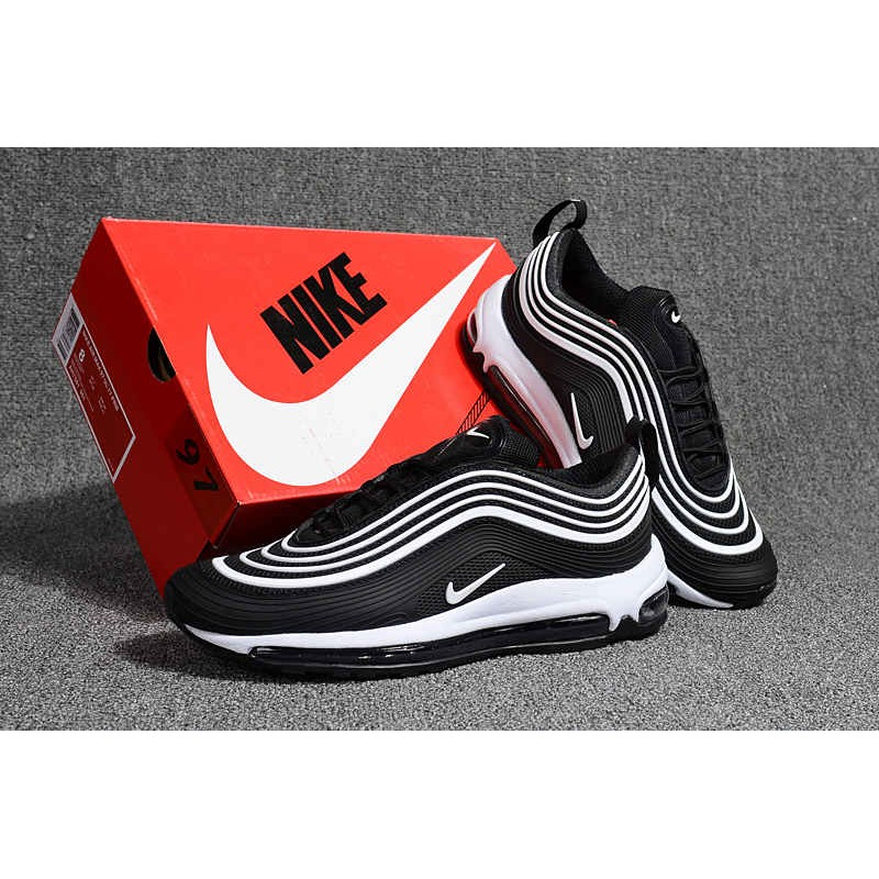 Nike Air Max 97 Scarpe Nero Bianco
