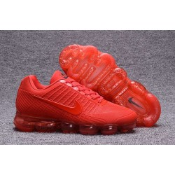 Nike AIR VAPORMAX FLYKNIT - Scarpe running neutre - Rosso