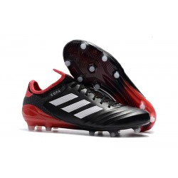 Scarpe Calcio Adidas Copa 18.1 FG Skystalker Pack - Nero Bianco Rosso