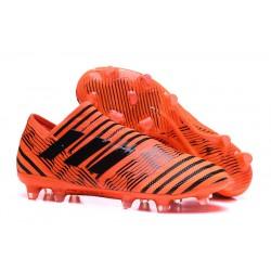 adidas Nemeziz Messi 17+ 360 Agility FG Scarpe da Calcio - Arancio Nero
