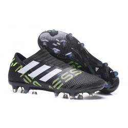 adidas Nemeziz Messi 17+ 360 Agility FG Scarpe da Calcio - Nero Bianco