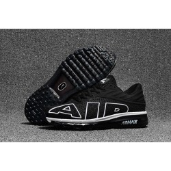 Scarpa Sportiva Nike Air Max Flair Nero Bianco