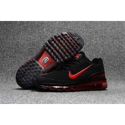 Nike Scarpe da Calcio Air Max 360 - Nero Rosso