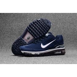 Nike Scarpe da Calcio Air Max 360 - Blu Bianco