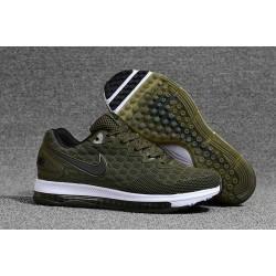 Nike Air Zoom Scarpe Uomo - Verde Oliva