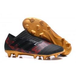 adidas Nemeziz Messi 17+ 360 Agility FG Scarpe da Calcio - Nero Oro