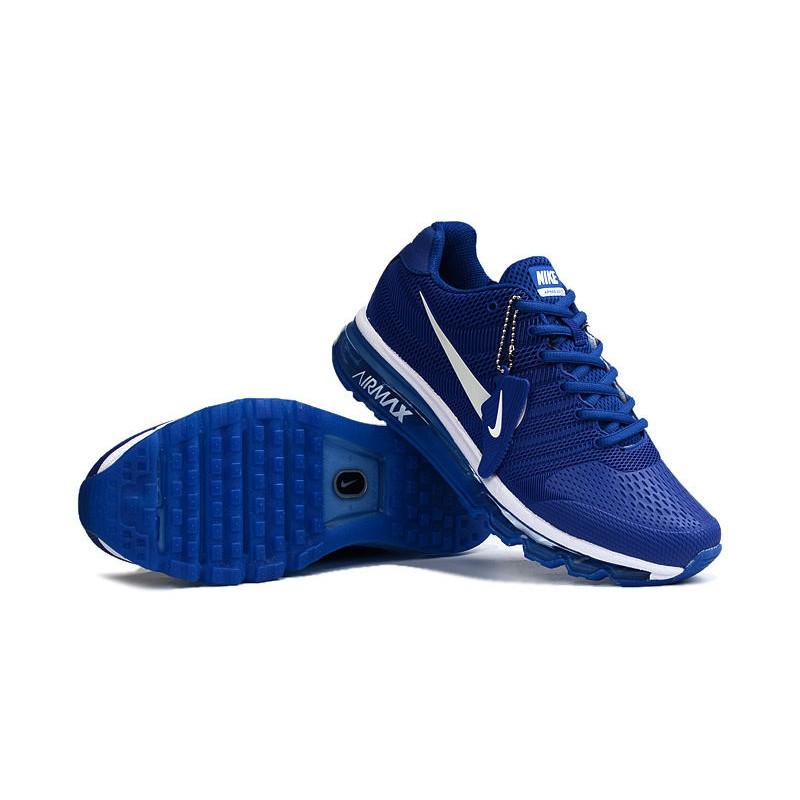 air max 2017 uomo blu