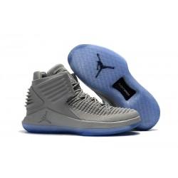 Nike Scarpe Air Jordan 32 Uomo Argento