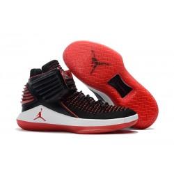 Nike Scarpa da basket Air Jordan XXXII - Nero Rosso Bianco