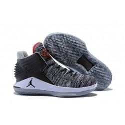 Scarpe da Sportive Nike Air Jordan 32 - Grigio Nero