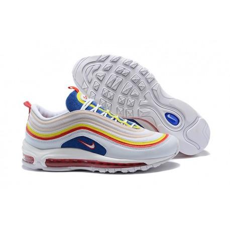 bas prix 798ee 6d766 Nuova Nike Air Max 97 Sneaker - Bianco Colore