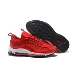 Nuova Nike Air Max 97 Sneaker - Tutto Rosso