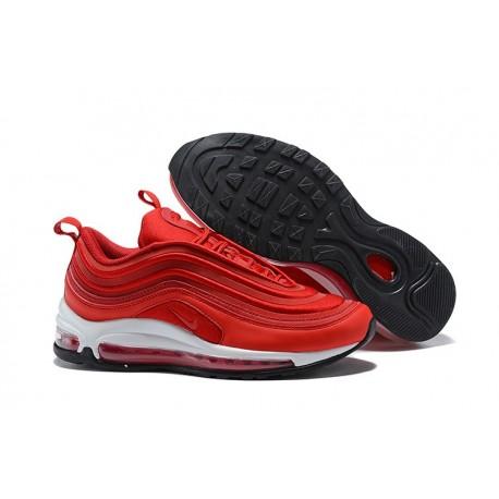Nuova Nike Air Max 97 Sneaker Tutto Rosso