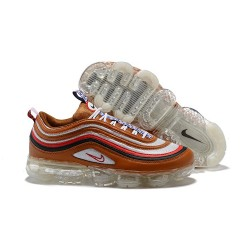 Nike Scarpa Air VaporMax 97 - Marrone