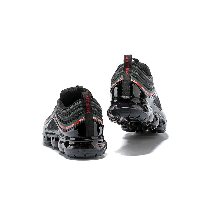 finest selection dfe3a 1e438 Nike Scarpa Air VaporMax 97 Undefeated - Nero