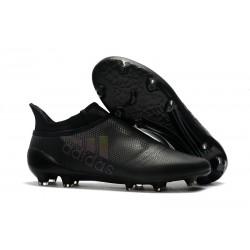 Scarpe da Calcio Nuove adidas X 17+ Purespeed FG - Nero