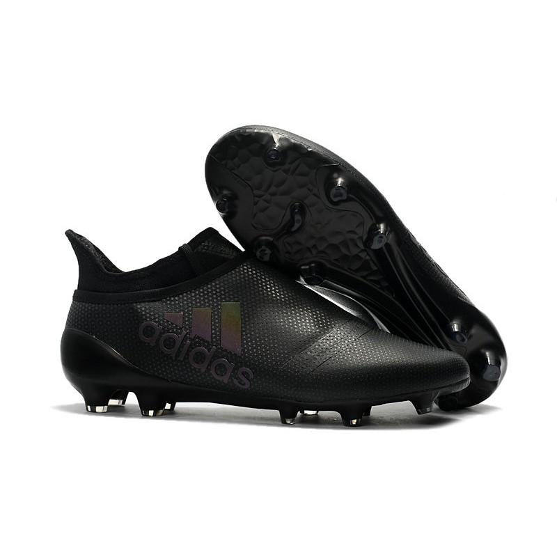 Scarpe da Calcio Nuove adidas X 17+ Purespeed FG - Nero 470f44f3200