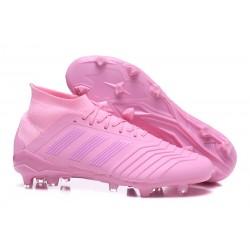 Adidas Scarpe da Calcio Predator 18.1 FG Rosa