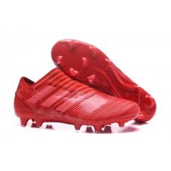 Scarpa adidas Nemeziz Leo Messi 17+ 360 Agility FG - Tutto Rosso
