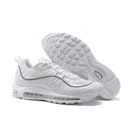 Sneaker da Running Supreme x NikeLab Air Max 98 - Bianco