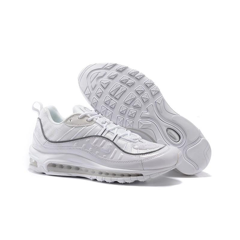 new styles 54c9f 2789d Sneaker da Running Supreme x NikeLab Air Max 98 - Bianco