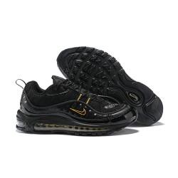 Sneaker da Running Supreme x NikeLab Air Max 98 - Nero Oro
