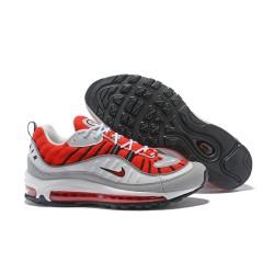 Sneaker da Running Supreme x NikeLab Air Max 98 - Rosso Bianco