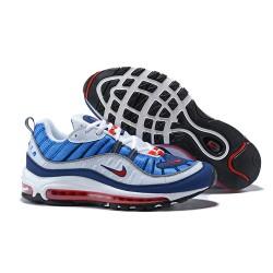Sneaker da Running Supreme x NikeLab Air Max 98 - Blu Bianco