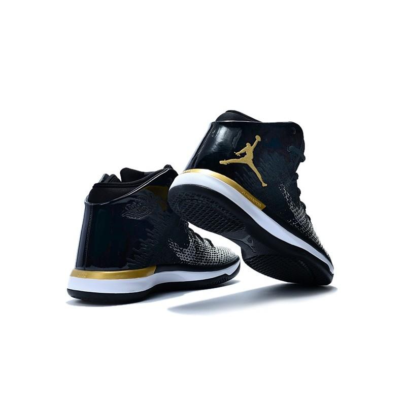 Nero Oro Basket Nike Jordan 31 Da Scarpe Air NXkZPwO8n0