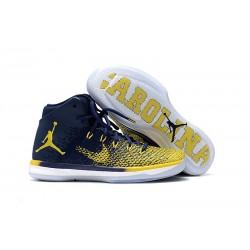 Scarpe Da Basket Nike Air Jordan 31 -Giallo Nero