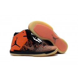 Scarpe Da Basket Nike Air Jordan 31 - Arancio Nero