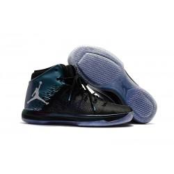 Nike Air Jordan XXXI Scarpa da Basket Uomo - Nero Blu
