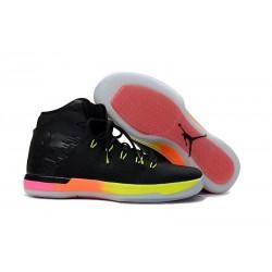 Nike Air Jordan XXXI Scarpa da Basket Uomo - Nero Colorato