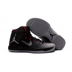 Nike Air Jordan XXXI Scarpa da Basket Uomo - Nero Grigio