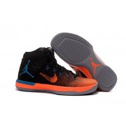 Nike Air Jordan XXXI Scarpa da Basket Uomo - Nero Arancio