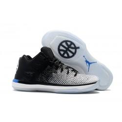 Nike Air Jordan XXXI Bassa Scarpa da Basket - Nero Bianco