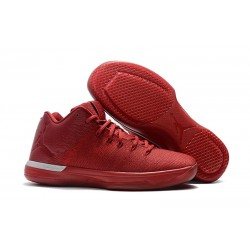 Nike Air Jordan XXXI Bassa Scarpa da Basket - Tutto Rosso