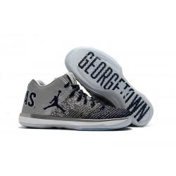 Nike Air Jordan XXXI Bassa Scarpa da Basket - Georgetown Grigio Nero